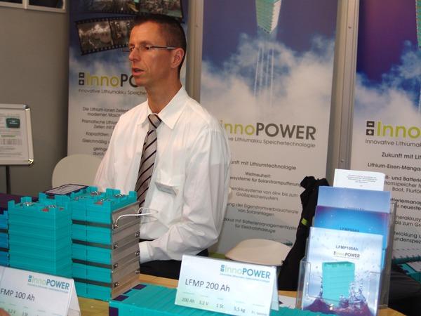 Oliver Luithle - Vaihingen-Gündelbach - Innopower Innoscooter